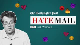 Washington Post Hate Mail: Erik Wemple responds to Fox News fans