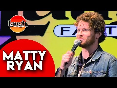 Matty Ryan | Never Complaining at Restaurants | Laugh Factory Chicago Stand Up Comedy