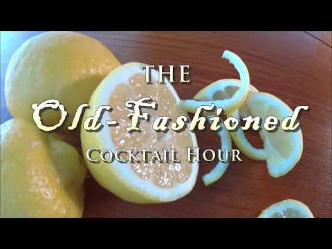 Student Workshop | Program | The Old-Fashioned Happy Hour, M