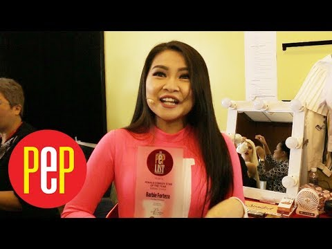 SURPRISE! Barbie Forteza thought it was just another normal interview, but...