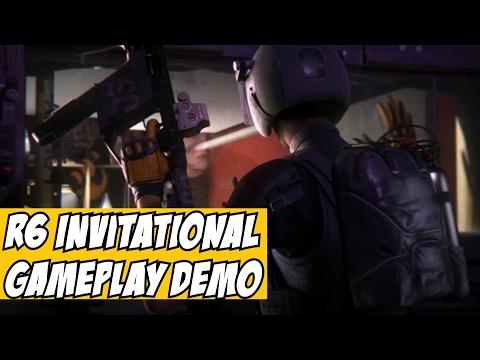 Rainbow Six Siege Live Demo Mira Jackal Gameplay Velvet Shell  New Operators Spanish Coastline Spain