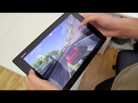 Sony Xperia Z2 Tablet Review!