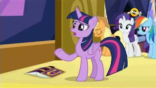 """My little pony FIM: We not perfect """"song""""- Czech"""