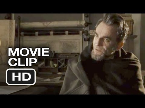 Lincoln Movie CLIP #3 - Euclid (2012) - Steven Spielberg Movie HD