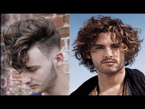 Top 10 Best Curly Hairstyles For Men 2017-2018 | New Curly/Wavy Hairstyles For Men 2017-2018