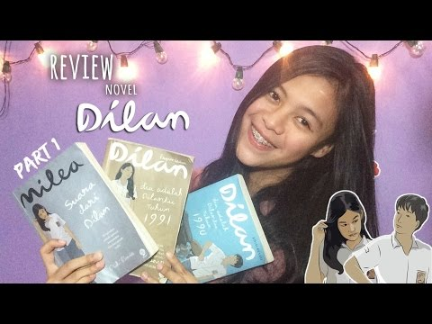 REVIEW NOVEL DILAN ( PART 1 ) - #KompetisiVlogMilea Mp3