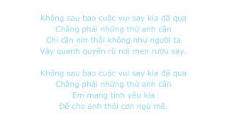 Ten So Khanh - Minh Tuyet, Bang Kieu, Ky Phuong Uyen [Lyrics]