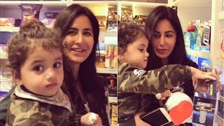 Katrina Kaif Buys Toys For This CUTE Little FAN