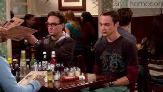 Mejor Escena Sheldon y la Hamburgesa Juego de Rol Superman V...
