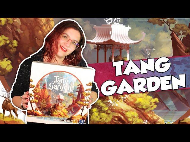 [À la découverte de ...] TANG GARDEN chez Lucky Duck Games