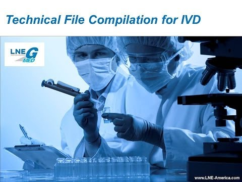 IVD Technical File Compilation