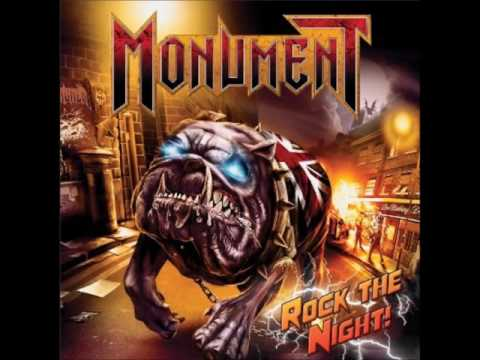 Monument - Rock the Night [EP] (2012)