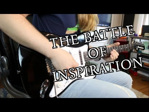 The Battle Of Inspiration