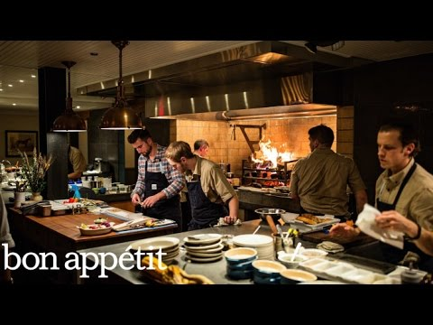 Cooking With Fire At The Dabney | Bon Appetit