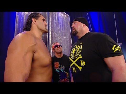 Zack Ryder announces Great Khali vs. Big Show: SmackDown, July 13, 2012