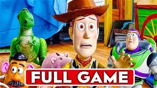 TOY STORY 3 Gameplay Walkthrough Part 1 FULL GAME [1080p HD] - No Commentary