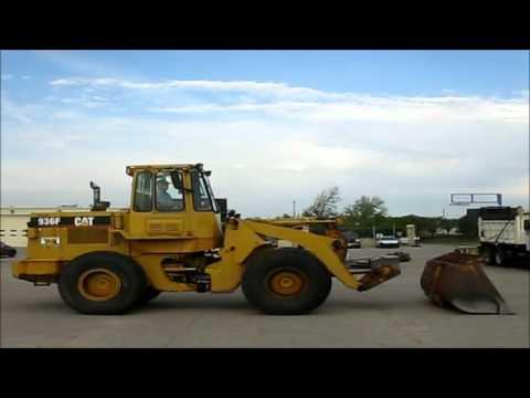 cat 936f wheel loader manual