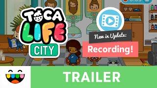 Screen Recording | Gameplay Trailer | Toca Life: City | @TocaBoca