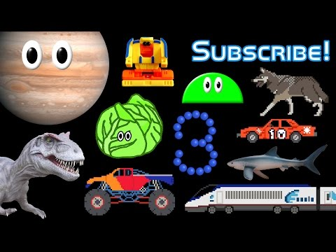 The Kids' Picture Show: Channel Trailer #3 - Please Subscribe! (Fun & Educational Learning Video)