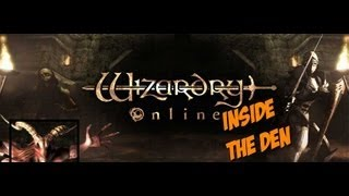 Wizardry Online Gameplay Review Inside the Den HD Feature