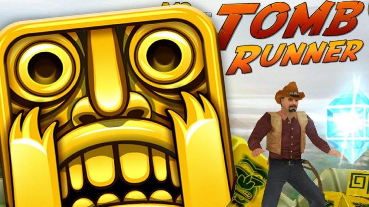 tomb runner a10 gioco gratis online 2016 youtube