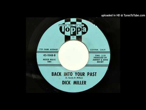 Dick Miller  Back Into Your Past Toppa 1048 1961 country