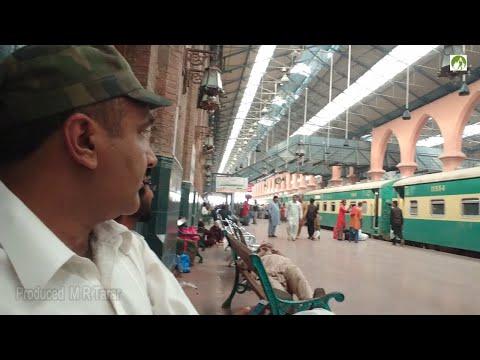 Travel Pakistan By Train Lahore To Shorkot Via Nankana Sahib Journey 2018