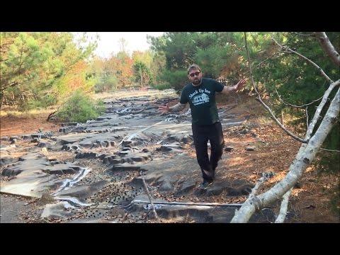 TDW 1599 - Completely Empty Mississippi River