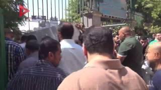 بالفيديو| نجوم الكرة يتغيبون عن جنازة أحمد ماهر نجم الأهلي السابق