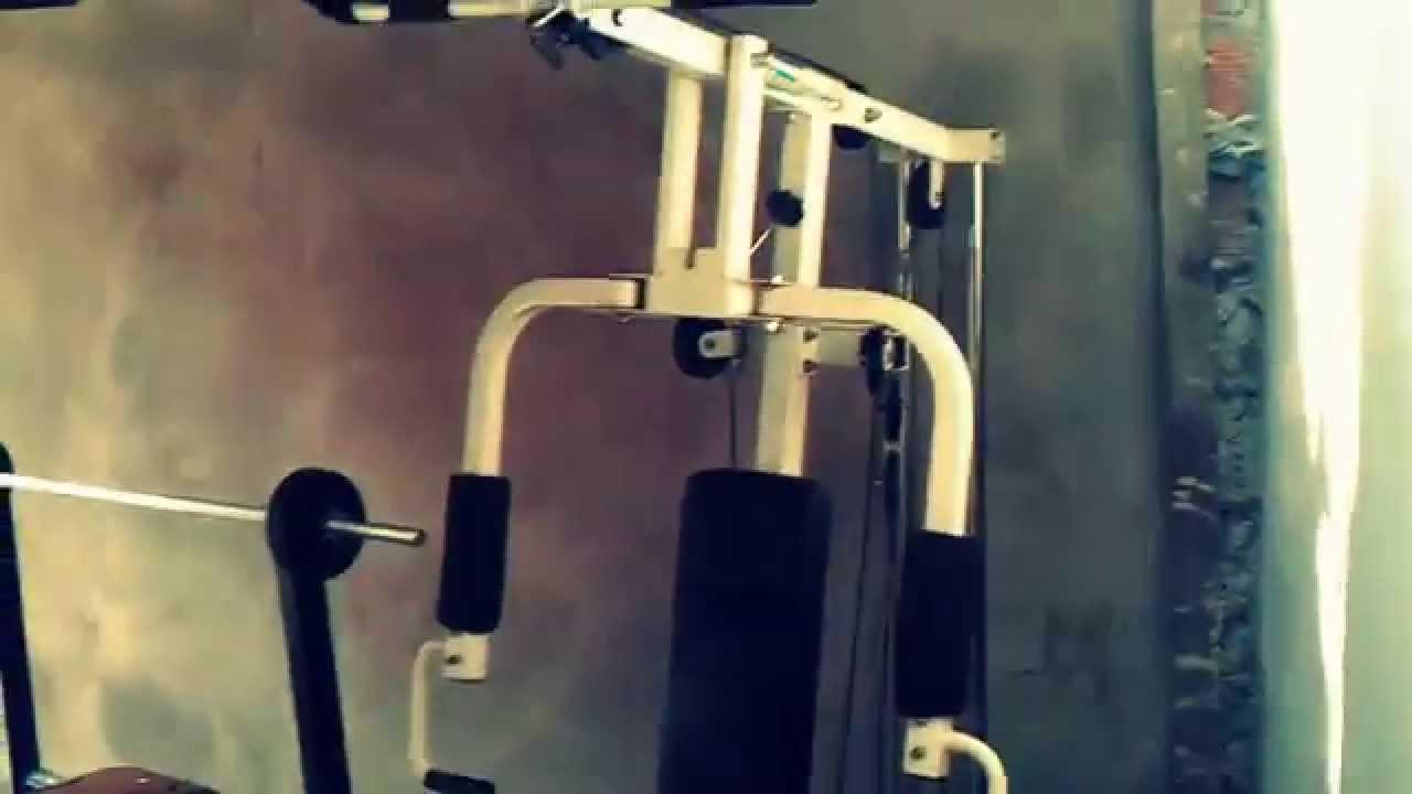 Proyecto gimnasio en casa hd youtube - Gimnasios en casa ...