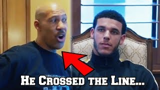 Download LEAKED FOOTAGE of Lonzo & LaVar Ball FIGHTING Over the State of Big Baller Brand Mp3 and Videos