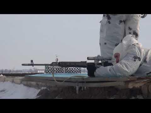 100 волгоградских снайперов приняли участие в состязании
