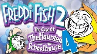 Freddi Fish 2 - The Haunted Outhouse (4) Finale
