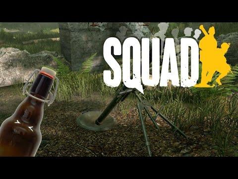 Squad Gameplay -German/ZB- Zuschauerbier & das Mörser Team (Uncut)