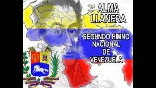 Segundo Himno Nacional de Venezuela.Alma Llanera. Clásico Venezolano.