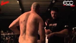 ECC BANNED 2   Scott Mitchell VS Liam Cawley SHAREFIGHT COM