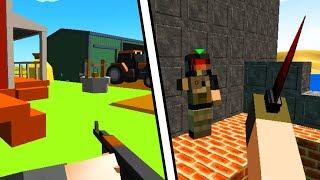 Браузерные игры Майнкрафт - Копии Minecraft В БРАУЗЕРЕ!