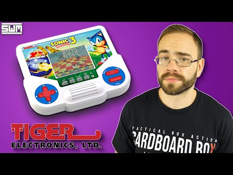 Tiger Electronics Handhelds Are Making A Comeback In 2020?