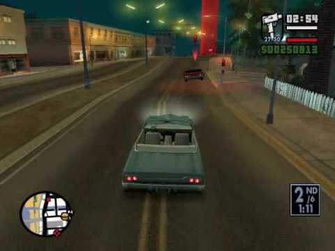 Gta San Andreas High Stakes Low Ridermission Help