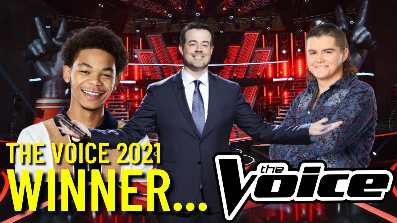 The Voice Winner 2021: Who Won Season 20 Tonight?