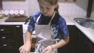 Печенье с шоколадом - вкусное всегда! Готовить  просто! Флорианна Андреевна сочиняет свой рецепт!