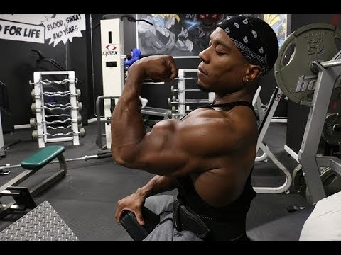 Hoe Ready Delts & Arms Workout | Physique Update | New Meal Plans Available