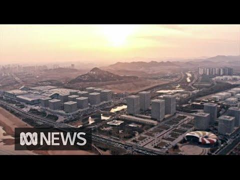 China opens world's biggest film studios