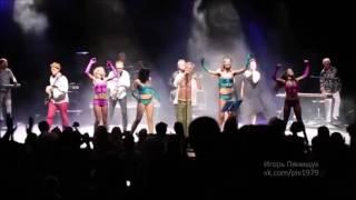 Сосо Павлиашвили - Небо на ладони (танцевальный ремикс) LIVE