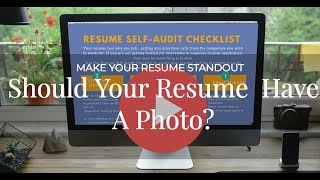Make Your Resume Stand Out - Photograph