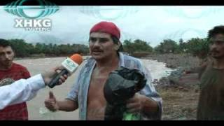 Peligro en Santa Cruz de Miramar ...
