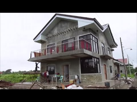 Merz 39 s new custom home in the barotac iloilo philippines for How much is it to build a new house