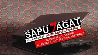 Review Acer Aspire E5 476G - Laptop Gaming Murah Terdahsyat 2018