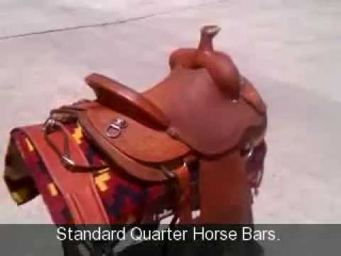Custom Ranch Saddle For Sale From Oklahoma City Stockyards