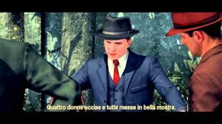 L.A. Noire Trailer 2 Italiano